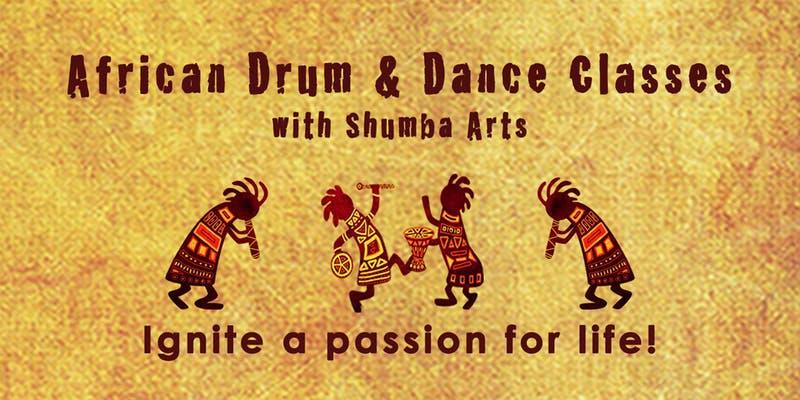 African Drum & Dance Classes