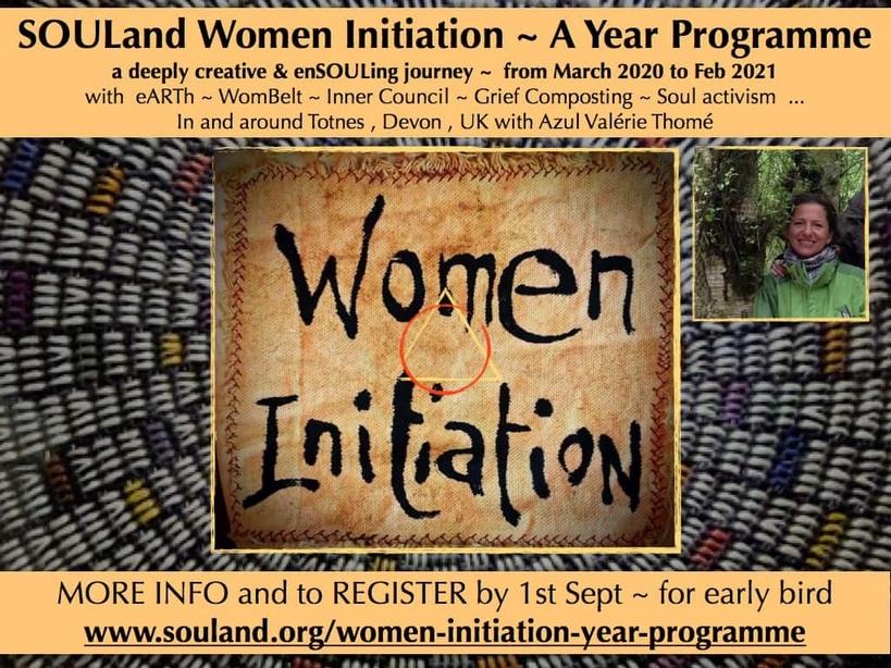SOULand Women Initiation